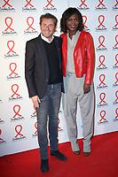 Jerome Anthony - Kareen Guiock - SOIREE DE PRESENTATION DU SIDACTION 2017 AU MUSEE DU QUAI BRANLY
