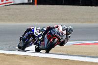2016 FIM Superbike World Championship, Round 09, Laguna Seca, United States of America, 7 - 10 July 2016, Nicky Hayden, Honda