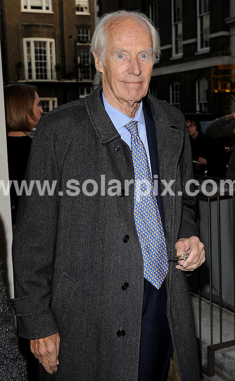 **ALL ROUND PICTURES FROM SOLARPIX.COM**.**WORLDWIDE SYNDICATION RIGHTS**.Celebrity arrivals at the VIP private view of an exhibition of Linda Macartney's photographs at the James Hyman gallery, Saville Row, London.This pic:Sir George.JOB REF: 6239      SSD     DATE:23.04.08.**MUST CREDIT SOLARPIX.COM OR DOUBLE FEE WILL BE CHARGED* *UNDER NO CIRCUMSTANCES IS THIS IMAGE TO BE REPRODUCED FOR ANY ONLINE EDITION WITHOUT PRIOR PERMISSION*