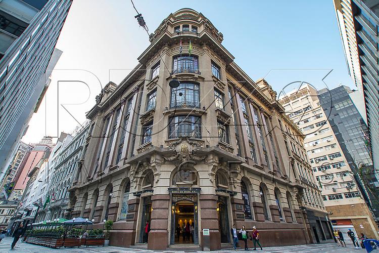 Fachada do CCBB Centro Cultural Banco do Brasil no centro histórico da capital, São Paulo - SP, 07/2016.