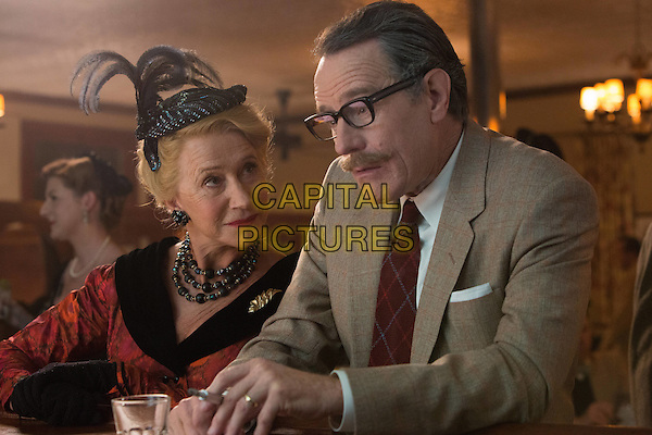 Trumbo (2015)<br /> Helen Mirren, Bryan Cranston<br /> *Filmstill - Editorial Use Only*<br /> CAP/KFS<br /> Image supplied by Capital Pictures