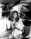 Stevie Nicks 1981.© Chris Walter.