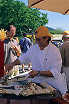 A Taste of Yountville, part of the Napa Valley Mustard Festival, Napa County, California
