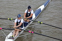 Crew: 495   PTR-STOYEL    Putney Town Rowing Club    W MasD/E 2x Fresher <br /> <br /> Pairs Head 2017<br /> <br /> To purchase this photo, or to see pricing information for Prints and Downloads, click the blue 'Add to Cart' button at the top-right of the page.