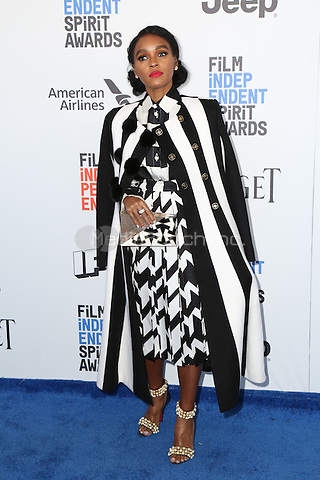 SANTA MONICA, CA - FEBRUARY 25: Janelle Monae attends the 2017 Film Independent Spirit Awards at Santa Monica Pier on February 25, 2017 in Santa Monica, California.  (Credit: Parisa Afsahi/MediaPunch).