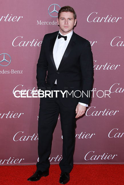 PALM SPRINGS, CA, USA - JANUARY 03: Allen Leech arrives at the 26th Annual Palm Springs International Film Festival Awards Gala Presented By Cartier held at the Palm Springs Convention Center on January 3, 2015 in Palm Springs, California, United States. (Photo by David Acosta/Celebrity Monitor)
