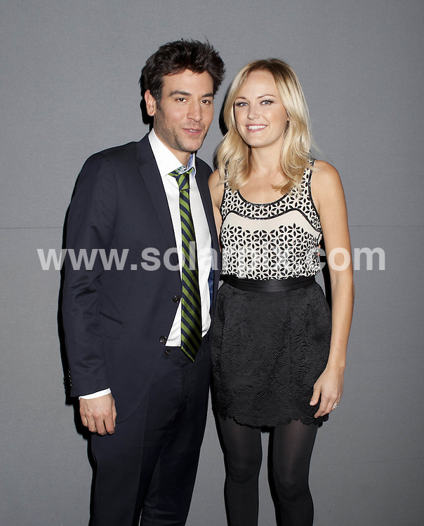**ALL ROUND PICTURES FROM SOLARPIX.COM**                                             **SYNDICATION RIGHTS FOR UK, AUSTRALIA, DENMARK, PORTUGAL, S. AFRICA, SPAIN & DUBAI (U.A.E) & ASIA (EXCLUDING JAPAN) ONLY**                                                                                  Caption: Josh Radnor and Malin Akerman at the Meet the Filmmakers - Happythankyoumoreplease - at the Apple Store in New York City, USA. 1 March 2011                                                                              This pic: Josh Radnor and Malin Akerman                                                                                             JOB REF: 12906 PHZ Malin      DATE: 01_03_2011                                                           **MUST CREDIT SOLARPIX.COM OR DOUBLE FEE WILL BE CHARGED**                                                                      **MUST AGREE FEE BEFORE ONLINE USAGE**                               **CALL US ON: +34 952 811 768 or LOW RATE FROM UK 0844 617 7637**