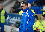 St Johnstone v Aberdeen....02.03.11 .Derek McInnes.Picture by Graeme Hart..Copyright Perthshire Picture Agency.Tel: 01738 623350  Mobile: 07990 594431