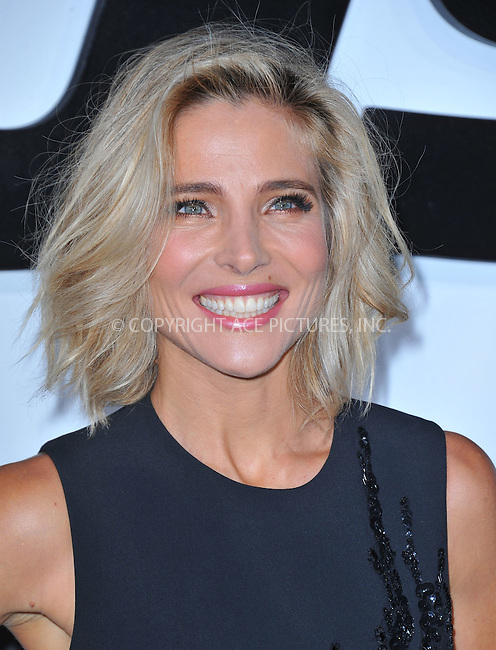 WWW.ACEPIXS.COM<br /> <br /> April 1 2015, LA<br /> <br /> Elsa Pataky arriving at Universal Pictures Premiere of 'Furious 7'' at the TLC Chinese Theatre, Hollywood, on April 1, 2015 in Los Angeles.CA <br /> <br /> By Line: Peter West/ACE Pictures<br /> <br /> <br /> ACE Pictures, Inc.<br /> tel: 646 769 0430<br /> Email: info@acepixs.com<br /> www.acepixs.com