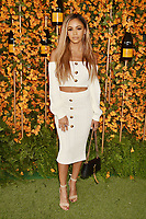 PACIFIC PALISADES, CA - OCTOBER 06: Vanessa Morgan arrives at the 9th Annual Veuve Clicquot Polo Classic Los Angeles at Will Rogers State Historic Park on October 6, 2018 in Pacific Palisades, California.<br /> CAP/ROT/TM<br /> &copy;TM/ROT/Capital Pictures