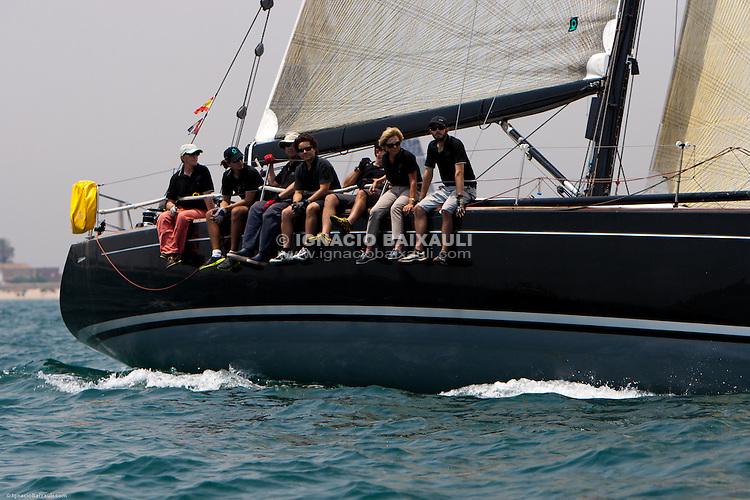 XIV Trofeo S.M. la Reina. Regata Homenaje a la Armada. 25 Copa Almirante Sánchez-Barcaiztegui - Real Club Náutico de Valencia