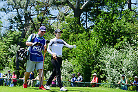 Sung Hyun Park (KOR) departs the first tee during Sunday's final round of the 2017 KPMG Women's PGA Championship, at Olympia Fields Country Club, Olympia Fields, Illinois. 7/2/2017.<br /> Picture: Golffile | Ken Murray<br /> <br /> <br /> All photo usage must carry mandatory copyright credit (&copy; Golffile | Ken Murray)