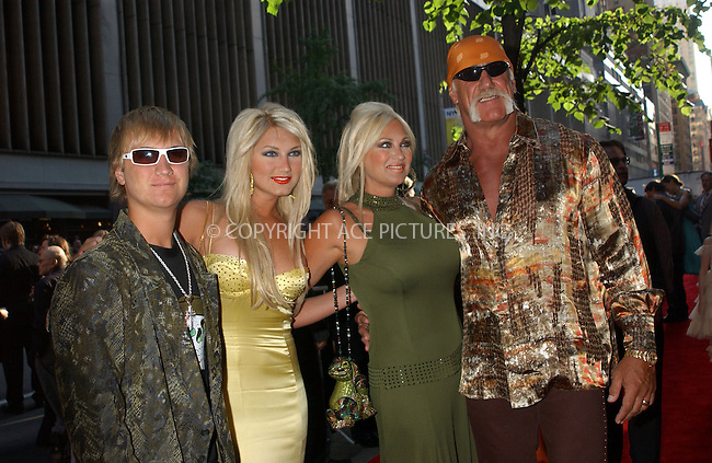 WWW.ACEPIXS.COM . . . . .  ....NEW YORK, JUNE 23, 2005....Hulk Hogan at the premiere of War of the Worlds at the Ziegfeld Theater.....Please byline: KRISTIN CALLAHAN - ACE PICTURES.... *** ***..Ace Pictures, Inc:  ..Craig Ashby (212) 243-8787..e-mail: picturedesk@acepixs.com..web: http://www.acepixs.com