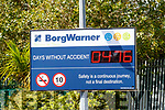 The Borg Warner plant in Tralee.