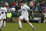 13 December 2009: Akron's Ben Zemanski. The University of Virginia Cavaliers defeated the University of Akron Zips 3-2 on penalty kicks after playing to a 0-0 overtime tie at WakeMed Soccer Stadium in Cary, North Carolina in the NCAA Division I Men's College Cup Championship game.