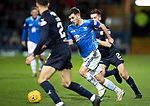 Dundee v St Johnstone&hellip;29.12.18&hellip;   Dens Park    SPFL<br />Matty Kennedy gets between Cammy Kerr and Jesse Curran<br />Picture by Graeme Hart. <br />Copyright Perthshire Picture Agency<br />Tel: 01738 623350  Mobile: 07990 594431