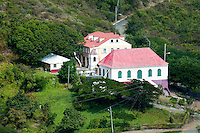 Moravian Church.Coral Bay.St. John.U.S. Virgin Islansd