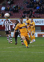 Motherwell v St Mirren 171211