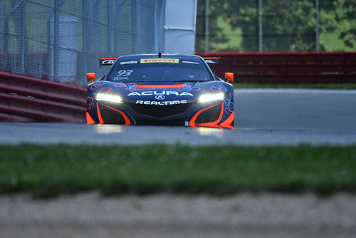 Pirelli World Challenge<br /> Grand Prix of Mid-Ohio<br /> Mid-Ohio Sports Car Course, Lexington, OH USA<br /> Sunday 30 July 2017<br /> Peter Kox<br /> World Copyright: Richard Dole/LAT Images<br /> ref: Digital Image RD_MIDO_17_305