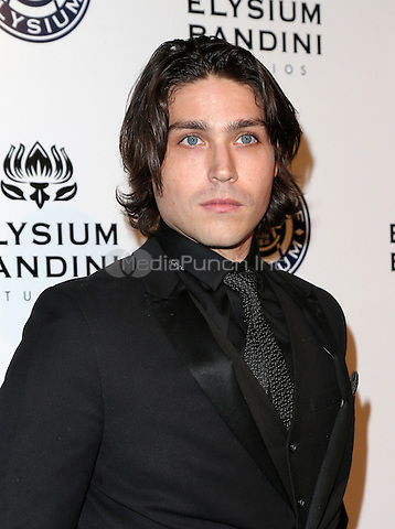 Los Angeles, CA - JANUARY 07: Logan Huffman, At The Art of Elysium presents Stevie Wonder's HEAVEN - Celebrating the 10th Anniversary, At Red Studios In California on January 07, 2017. Credit: Faye Sadou/MediaPunch