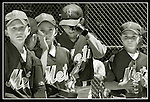 Met players are unable to hide their emotions after a emotional year dealing with Johnny death and winning the City Championship game in Mill Valley.   San Francisco Chronicle/Frederic Larson  7frl09aThe league baseball in Mill Valley California.