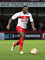 Lucas Akins of Stevenage. Stevenage v Coventry City - npower League 1 - Lamex Stadium, Stevenage - 26th December, 2012. © Kevin Coleman 2012......