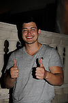 Christopher Sean - Days - Karoake and Bartending at La Tavola Restaurant and Bar where Actors from Y&R, General Hospital and Days donated their time to Southwest Florida 16th Annual SOAPFEST - a celebrity weekend May 22 thru May 25, 2015 benefitting the Arts for Kids and children with special needs and ITC - Island Theatre Co. on May 24, 2015. (Photos by Sue Coflin/Max Photos)