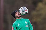 06.11.2019, Trainingsgelaende am wohninvest WESERSTADION, Bremen, GER, 1.FBL, Training SV Werder Bremen<br /> <br /> im Bild<br /> Leonardo Bittencourt (Werder Bremen #10), <br /> <br /> Foto © nordphoto / Ewert