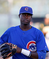 Robert Bautista -  Chicago Cubs - 2009 Arizona League.Photo by:  Bill Mitchell/Four Seam Images