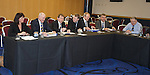 Members of the joint SPL, SFA and SFL think tank at today's meeting