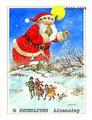 GIORDANO, CHRISTMAS SANTA, SNOWMAN, WEIHNACHTSMÄNNER, SCHNEEMÄNNER, PAPÁ NOEL, MUÑECOS DE NIEVE, paintings+++++,USGI2160,#X#