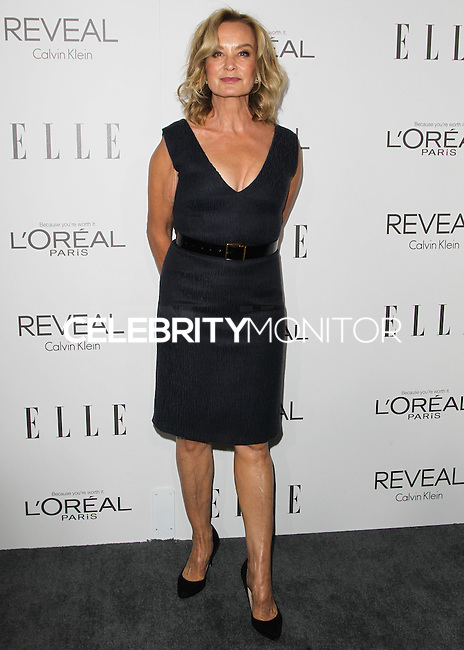 BEVERLY HILLS, CA, USA - OCTOBER 20: Jessica Lange arrives at ELLE's 21st Annual Women In Hollywood held at the Four Seasons Hotel on October 20, 2014 in Beverly Hills, California, United States. (Photo by Celebrity Monitor)