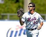 17 March 2007: New York Mets right fielder Shawn Green in action against the Washington Nationals on St. Patrick's Day at Tradition Field in Port St. Lucie, Florida...Mandatory Photo Credit: Ed Wolfstein Photo