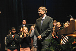 Bill Gates, Microsoft co-founder being honored by the University of Washington Mary Gates Scholars, Microsoft, Bill and Melinda Gates Foundation, Seattle, 2004,.