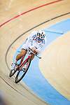 Lau Wan Hei Victor of X SPEED in action during the  Open 1km Time Trial (Final) at the Hong Kong Track Cycling Race 2017 Series 5 on 18 February 2017 at the Hong Kong Velodrome in Hong Kong, China. Photo by Marcio Rodrigo Machado / Power Sport Images