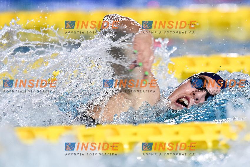 Linda Caponi<br /> 400 stile libero donne<br /> Stadio del Nuoto Riccione<br /> Campionati Italiani Nazionali Assoluti Nuoto Primaverili Fin <br /> Riccione Italy 19-04-2016<br /> Photo Andrea Staccioli/Deepbluemedia/Insidefoto