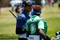 Aaron Rai (ENG) during the 3rd round at the Nedbank Golf Challenge hosted by Gary Player,  Gary Player country Club, Sun City, Rustenburg, South Africa. 10/11/2018 <br /> Picture: Golffile | Tyrone Winfield<br /> <br /> <br /> All photo usage must carry mandatory copyright credit (&copy; Golffile | Tyrone Winfield)