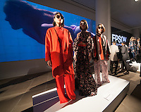 "Epson ""Digital Couture"" Fashion Presentation"