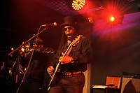 LONDON, ENGLAND - OCTOBER 5:  'Aswad' performing at Under The Bridge on October 5, 2018 in London, England.<br /> CAP/MAR<br /> &copy;MAR/Capital Pictures
