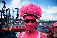 Giro fan<br /> Giro d'Italia 2014<br /> stage 1: Belfast