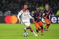 Lyon's Jason Denayer in action during Lyon vs Manchester City, UEFA Champions League Football at Groupama Stadium on 27th November 2018