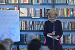 BAL HARBOUR, FL - APRIL 19: T.V. Journalist / author Lesley Stahl discussing and sign copies of her book ' Becoming Grandma: The Joys and Science of the New Grandparenting ' at Books and Books Bal Harbour Shops on Apr 19, 2017 in Miami, Florida. ( Photo by Johnny Louis / jlnphotography.com )