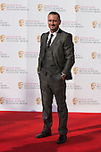 London, UK. 8 May 2016. Actor Will Mellor. Red carpet  celebrity arrivals for the House Of Fraser British Academy Television Awards at the Royal Festival Hall.