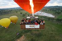 20140628 June 28 Hot Air Balloon Gold Coast