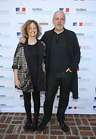 BEVERLY HILLS, CA - FEBRUARY 10: Alix du Pontavice, Marc du Pontavice, at Global CINEMATHEQUE presents the World Cinema Awards ceremony at the Residence du Consul de France in Beverly Hills California on February 10, 2020. <br /> CAP/MPIFS<br /> ©MPIFS/Capital Pictures
