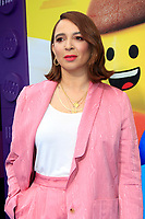 """LOS ANGELES - FEB 2:  Maya Rudolph at """"The Lego Movie 2: The Second Part"""" Premiere at the Village Theater on February 2, 2019 in Westwood, CA"""