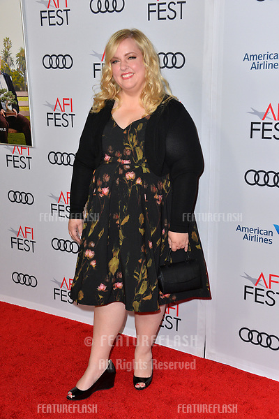 """LOS ANGELES, CA. November 10, 2018: Sarah Baker at the AFI Fest 2018 world premiere of """"The Kominsky Method"""" at the TCL Chinese Theatre.<br /> Picture: Paul Smith/Featureflash"""