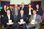 speakers   Sean Gallagher, Entrepreneur and former Dragons Den investor , Jimmy Deenihan, TD,  Minister of State for the Diaspora and Jack O'Connor: Kerry  Minor Team Manager and former Kerry Senior Team Manager with Back l-r Ann O'Dwyer, Education Officer, Sharon Browne, Adult Education Officer, Colm McEvoy, CEO, Owen O'Donnell, Kerry ETB Area Training Manager, Nora O'Callaghan Siobhan Shanahan, Adult Education Officer at the Kerry ETB  Education, Training and Opportunities fair  at the Brandon Hotel on Thursday