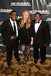 CHRISTOPHER MASSEY, ELIZABETH STANTON, KYLE MASSEY. Arrivals to the 18th Annual Movieguide Awards Gala at the Beverly Wilshire Four Seasons Hotel. Beverly Hills, CA, USA. February 23, 2010.