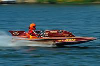 "S-420 ""Little Fisson"", (145 class hydroplane)"